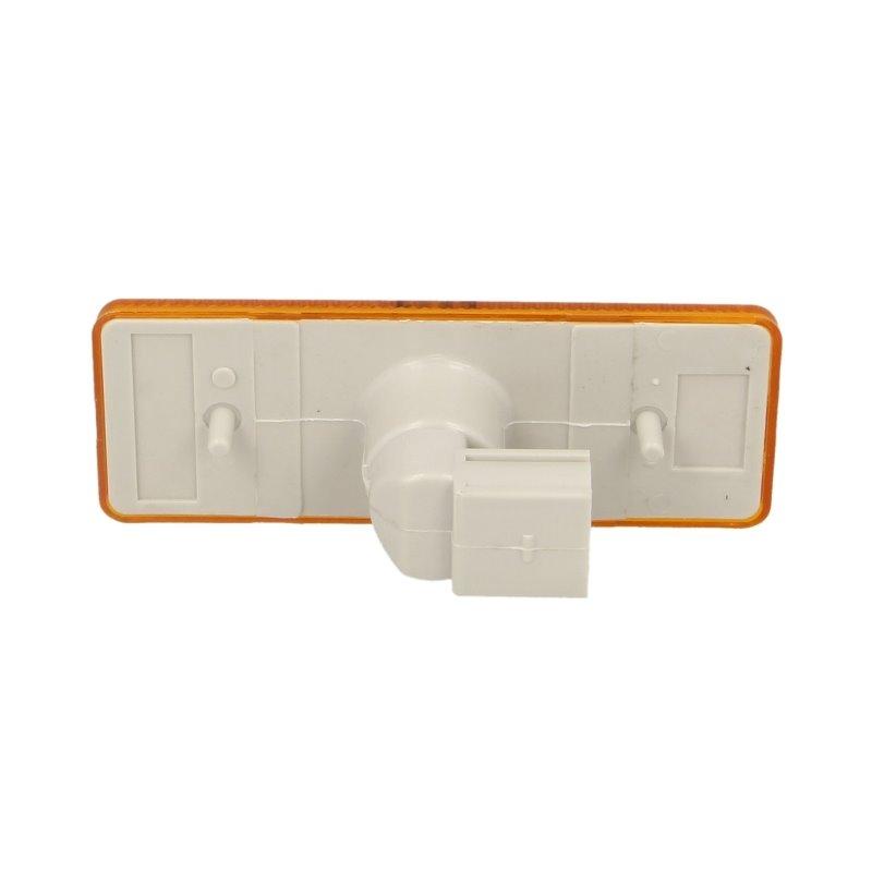 SET 2 FARURI LED PENTRU VW GOLF VII (2012-2016) NEGRU LEDriving XENON / POZITIE HALOGEN LEDHL104-BK OSRAM