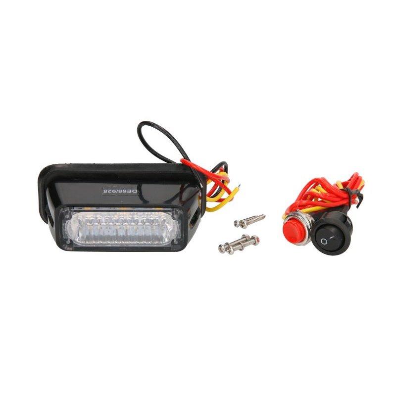 PROIECTOR LED 6000K, 1500 LM - LEDriving LIGHTBAR VX250-SP OSRAM