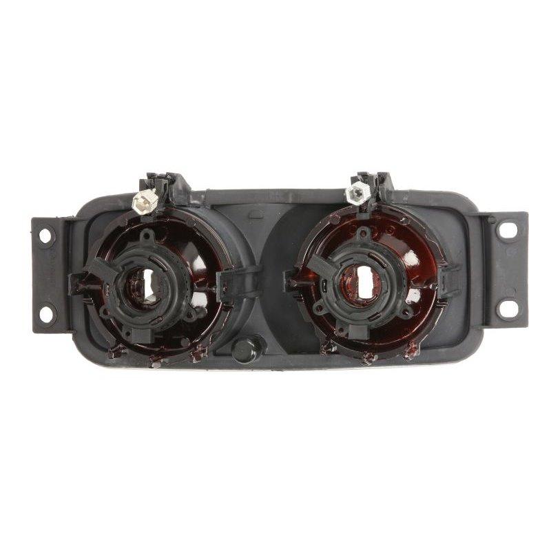 SET 2 FARURI LED PENTRU VW GOLF VI (2008-2012) ROSU LEDriving SEMNAL DINAMIC LEDHL102-GTI OSRAM