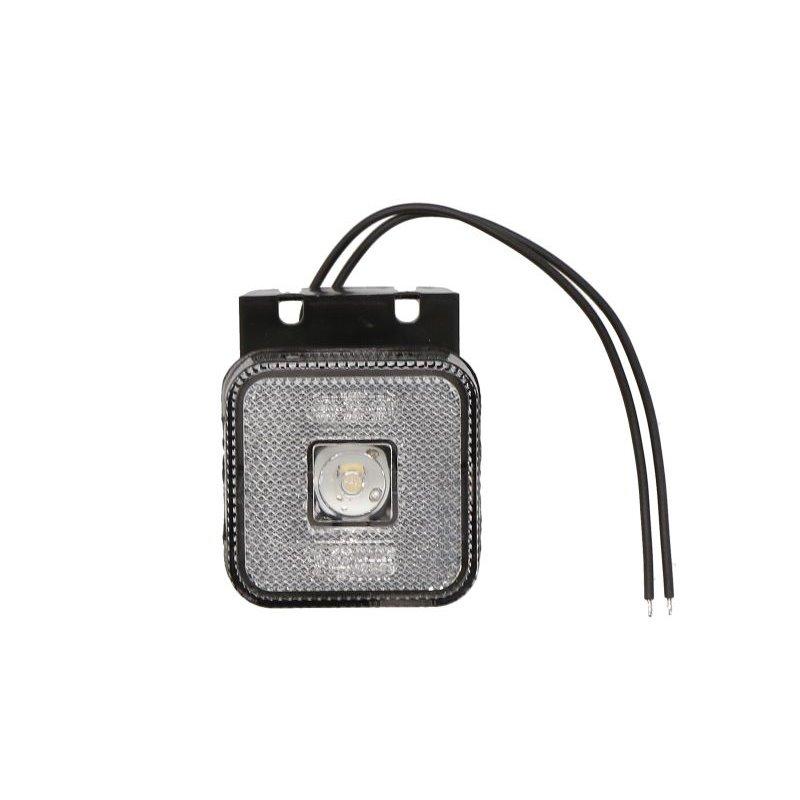 SET 2 FARURI LED PENTRU VW GOLF VII (2012-2016) NEGRU LEDriving HALOGEN LEDHL103-BK OSRAM