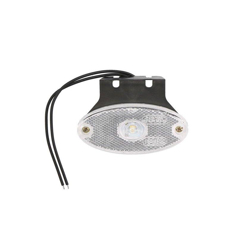 SET 2 MODULE SEMNALIZARE DINAMICA LED (ALB) OGLINZI AUDI A3 (8V) (2013-) OSRAM