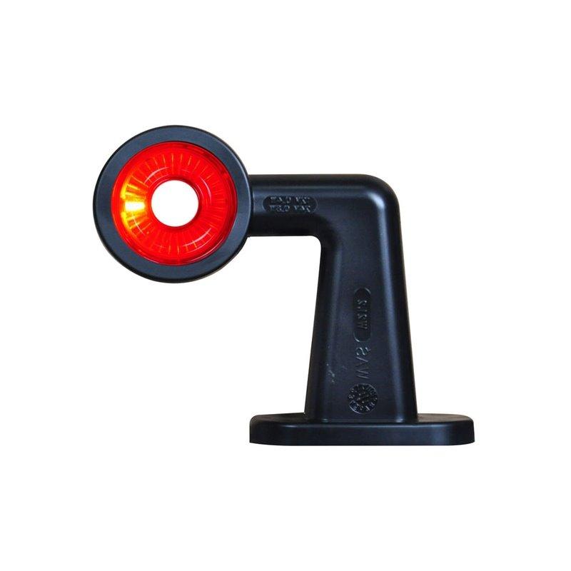 SET 2 FARURI LED PENTRU VW GOLF VI (2008-2012) NEGRU LEDriving SEMNAL DINAMIC LEDHL102-BK OSRAM